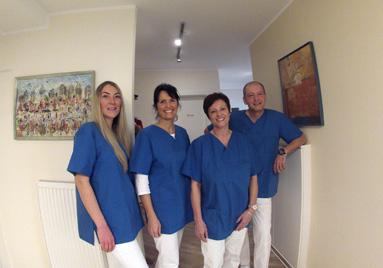 Das Zahnarzt-Team Ihres Vertrauens